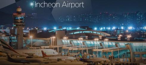 首爾仁川機場睡一晚|轉機休息躺椅區 免費洗澡 網路 插座 寄行李