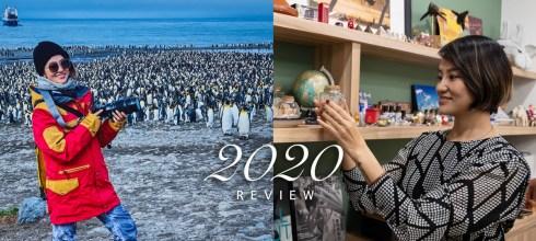 唐宏安的2020年度回顧-實現南極夢想 買房 疫情打破計畫 歸0打拼的一年