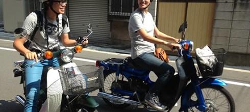 《小日子》騎老機車 在東京待一個月