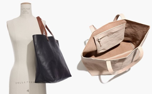 Madewell Transporter Tote