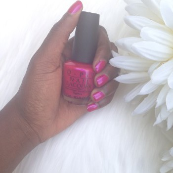 Painted for Spring :: Pompeii Purple by OPI