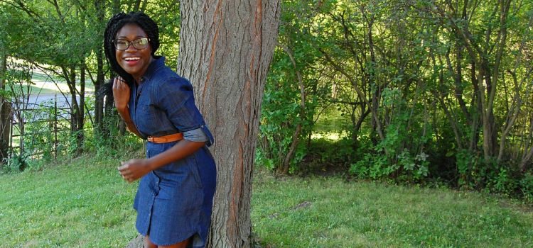 Simple + Chic :: Banana Republic Chambray Shirtdress