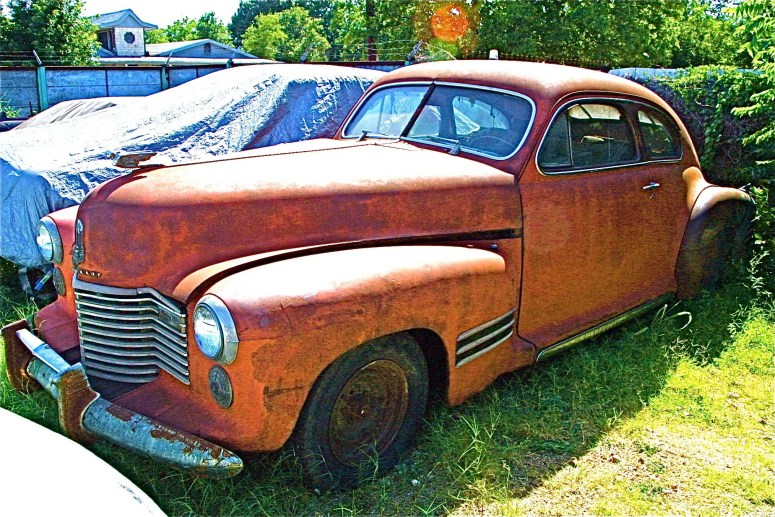 1941 Cadillac Fastback for Sale from Murphos, Austin TX