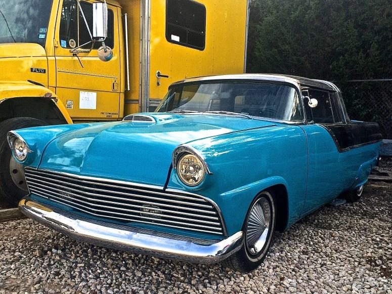 1955 Ford Custom Pickup in Austin TX