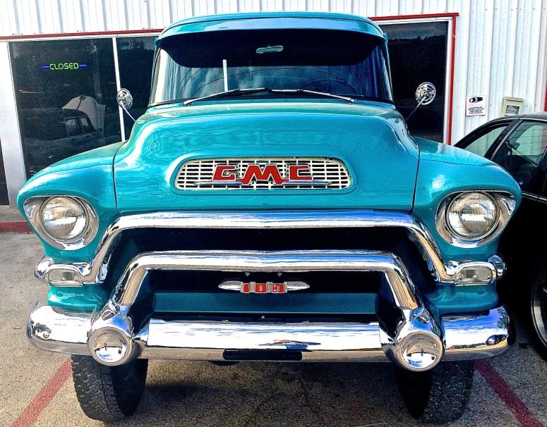 1956 GMC NAPCO 4x4 Truck in Austin TX
