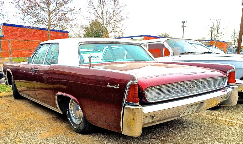 first lincoln continental at east austin garage atx car pictures real pics from austin tx. Black Bedroom Furniture Sets. Home Design Ideas