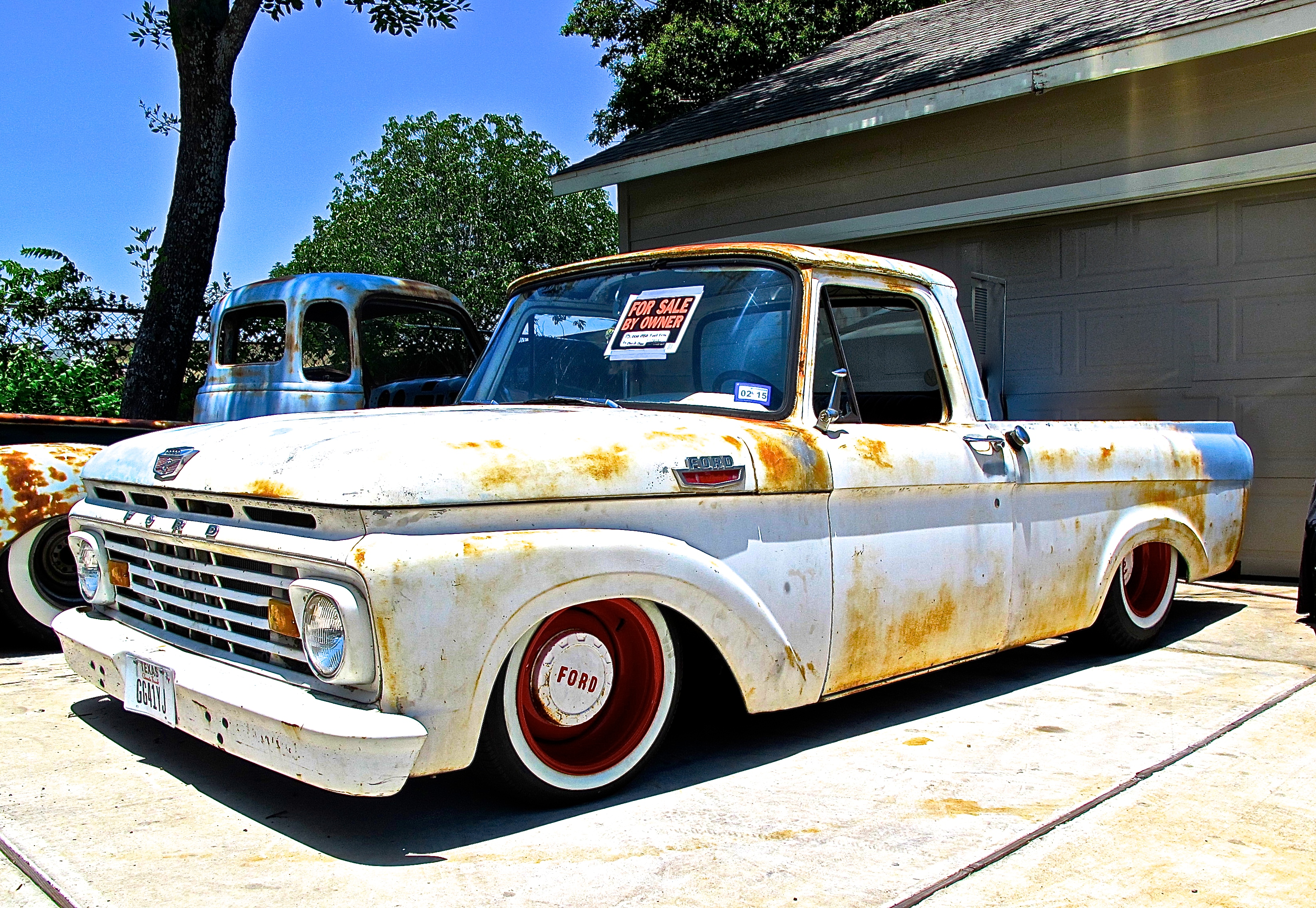 custom 1963 ford f100 pickup 4 sale in pflugerville atx. Black Bedroom Furniture Sets. Home Design Ideas