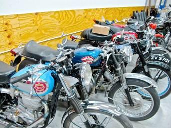 BSA Gold Star Clubman at Revival Cycles Austin TX