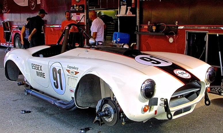 Cobra Race Car Vintage Ausitn TX
