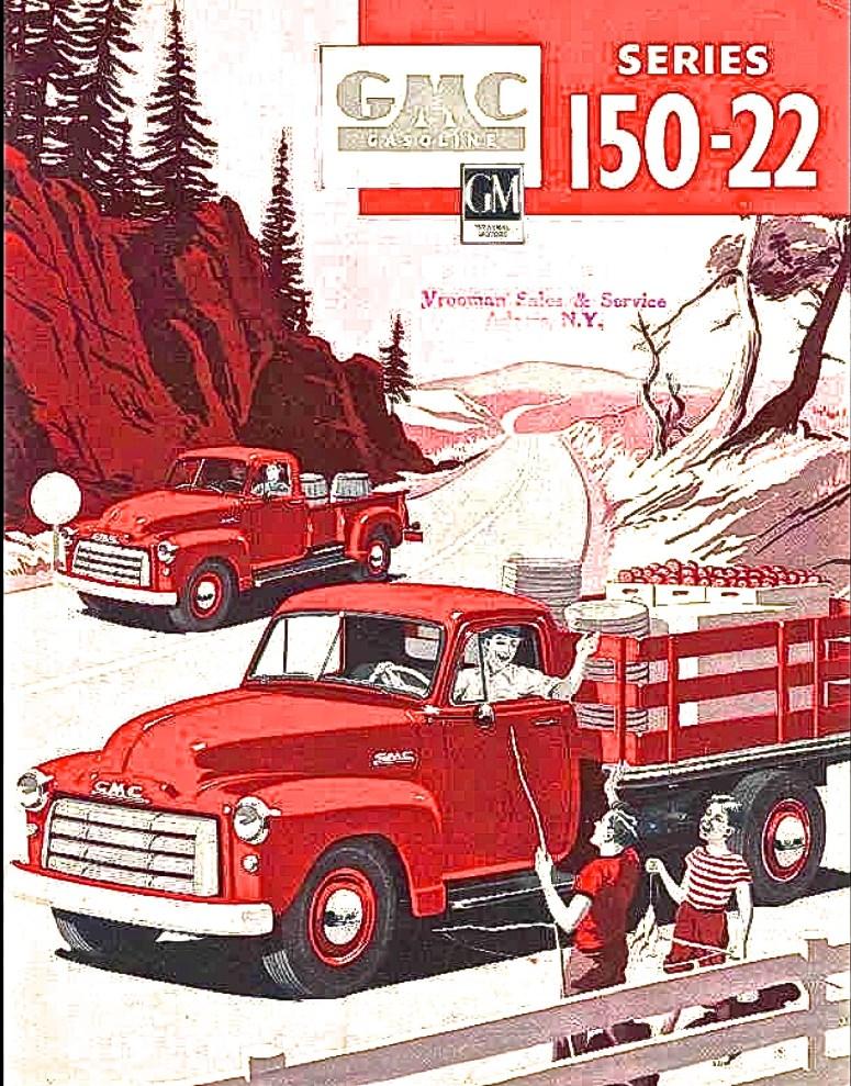 GMC Pickup Ausitn TX brochure