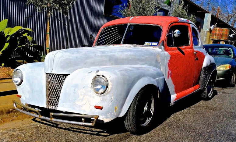 Billy's 1947 Ford Rat Rod in Austin Texas