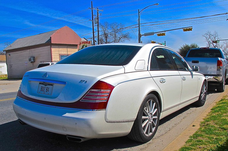 57S Maybach in Austin TX