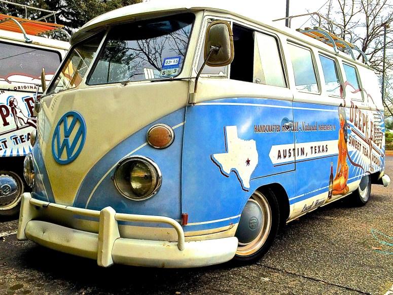 Volkswagen T1 Van in Austin TX front