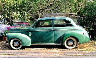 1941 Studebaker Champion in Austin Texas