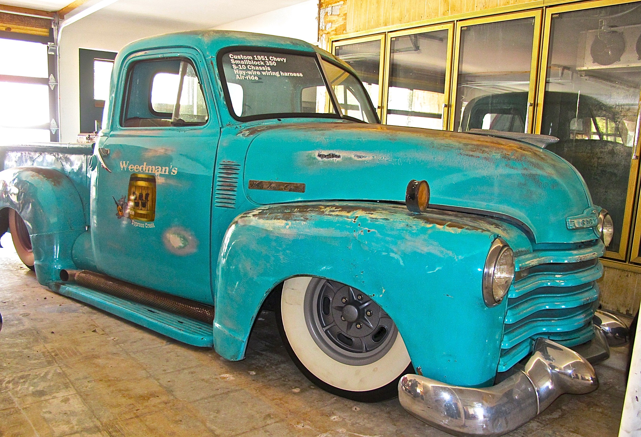 1951 Chevrolet Custom Pickup for Sale in West Austin | ATX Car ...