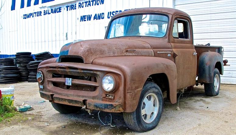 Custom International 100 Pickup in SE Austin TX