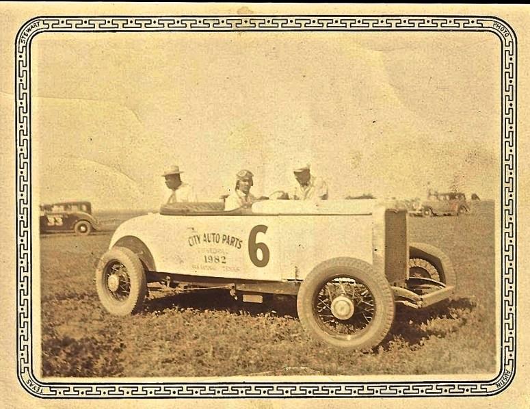 bcp vintage race car