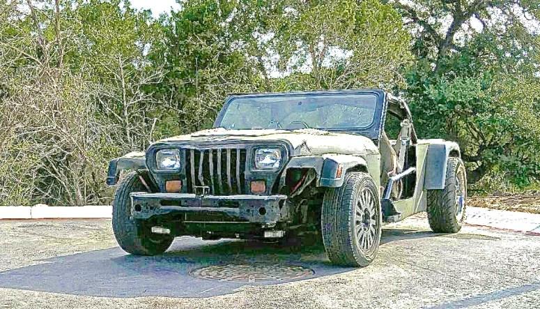 1992 jeep