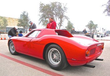 Ferrari 250 LM in Austin Texas