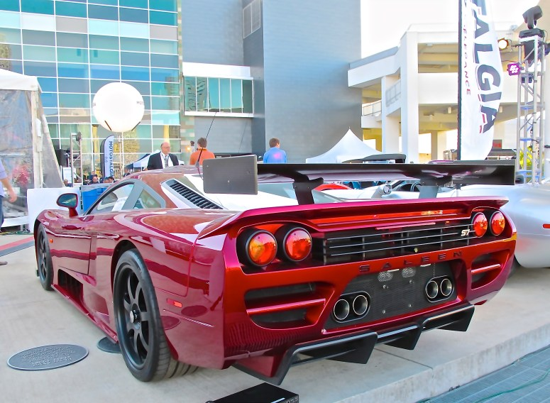 Saleen S7 Twin Turbo Motostalgia Austin Texas