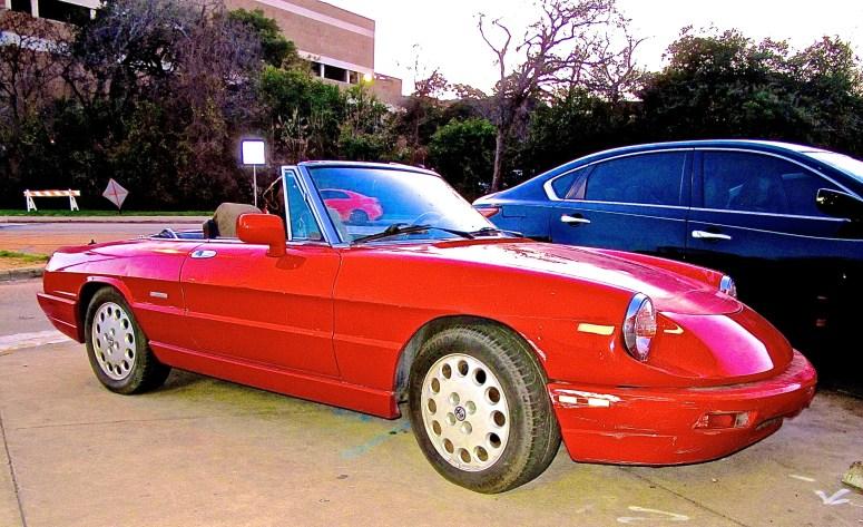 Alfa Romeo Spider Series 4 in Austin TX