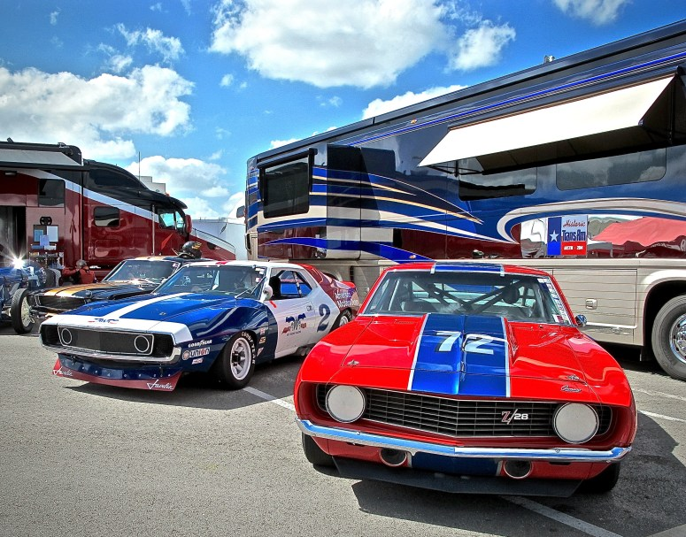 Pony race cars at Corinthian Races in College Station