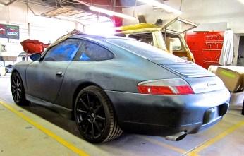Stealth Porsche 911 in Liberty Hill, Texas