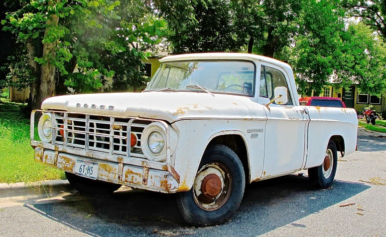 1960s Dodge Pickup in Austin TX