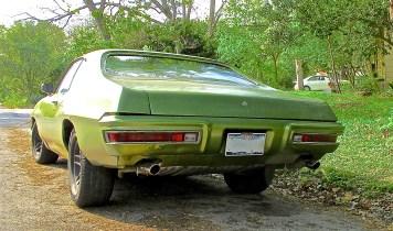 1971 Pontiac GTO in austin