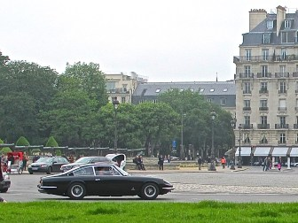 Ferrari 365 GT 2+2 Paris Fance