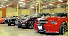 Mustang, etc at Petrol Lounge, Austin TX