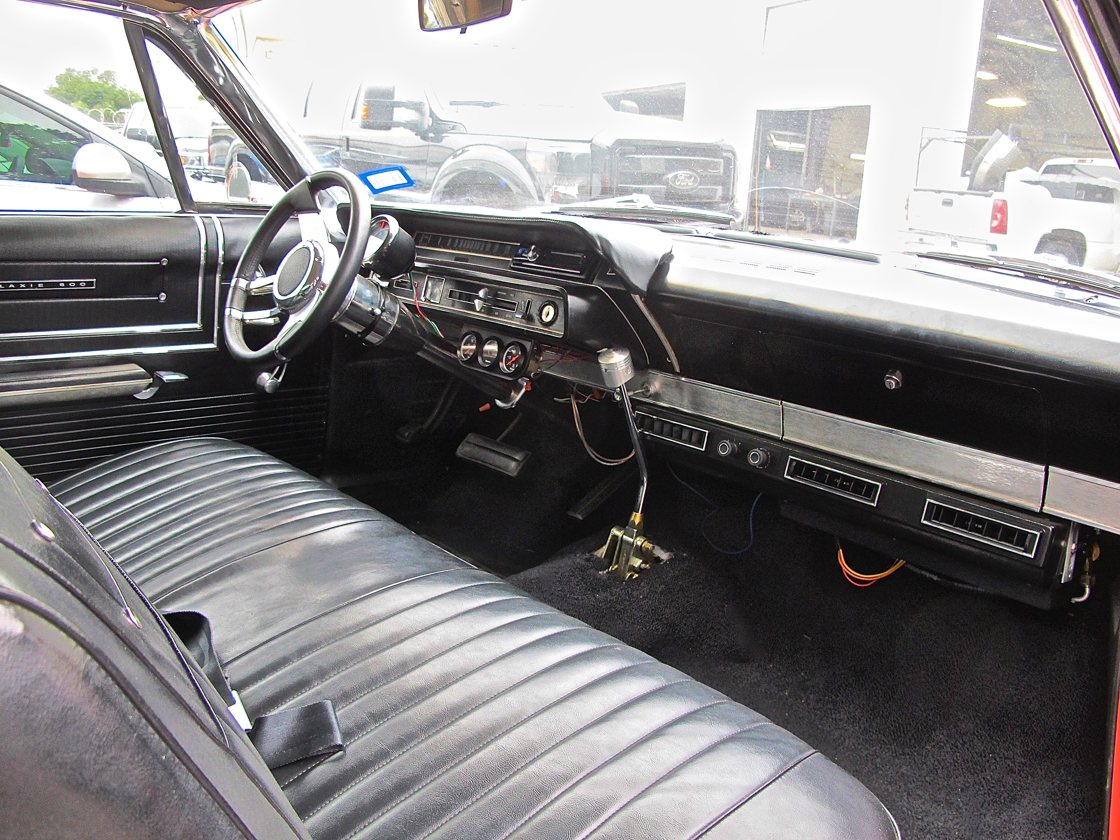 modified 1965 ford galaxie hardtop for sale in n austin - 1965 Ford Ranchero Interior