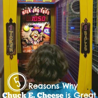 We Went to Chuck E. Cheese for the 1st Time Ever! And It was a learning experience for us.