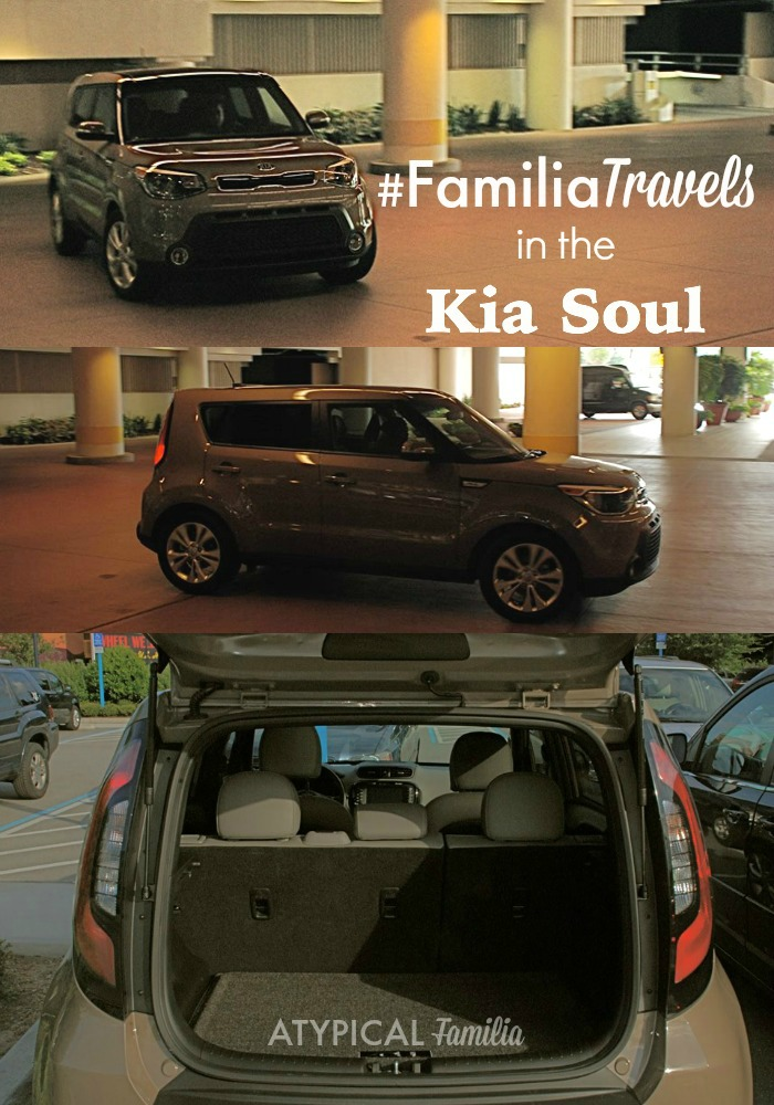 What Atypical Dad Loves about the Kia Soul