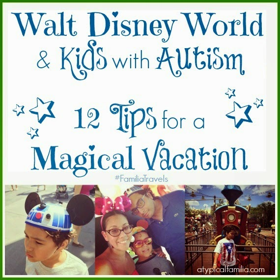Autism and Walt Disney World 12 Tips for Families