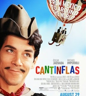 What I Learned, Loved & Admired about Cantinflas (Cantinflas Movie 8/29/14)