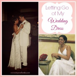 Donating My Wedding Dress To Cope With Loss