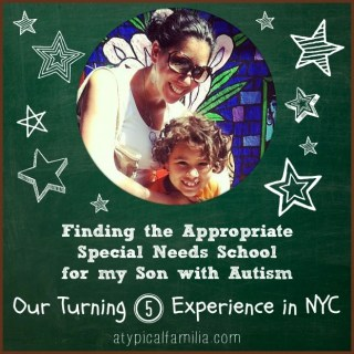The Transition to Kindergarten When Your Kid Has Autism