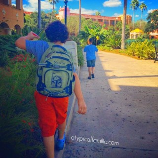 Our Stay at Disney's Coronado Springs Resort