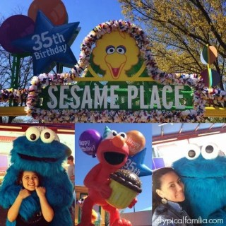 Sesame Place Opening Day: It's All About Birthdays in 2015 [video]