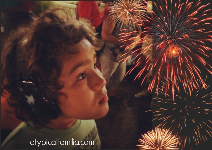 Fireworks and Kids with Autism: Tips for Families