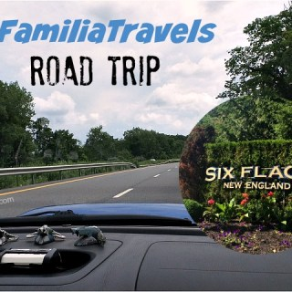 Road Trip: Six Flags New England & Hurricane Harbor {video}