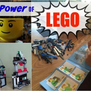 How Playing With LEGO Helped My Son with Autism