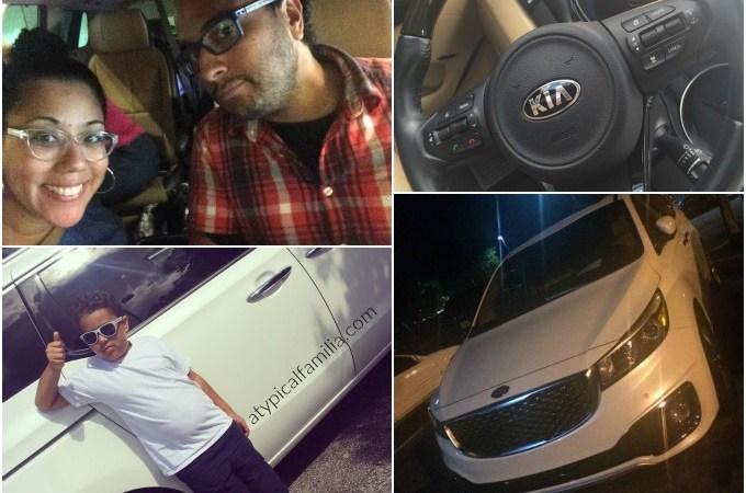 Driving the 2015 Kia Sedona SX-L