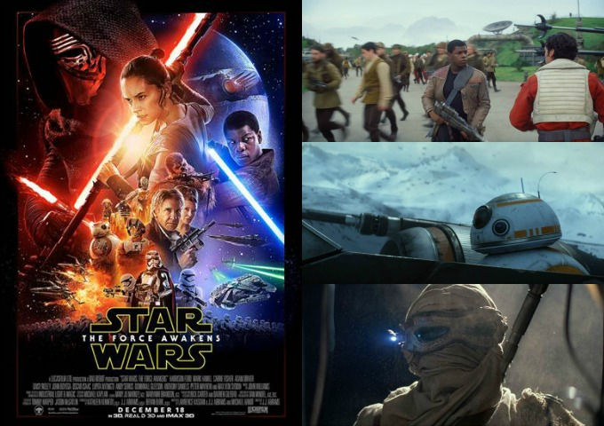Star Wars: The Force Awakens - Trailer & Sensory Friendly Film Info