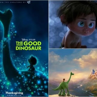 The Good Dinosaur: Activity Pages & Sensory Friendly Film Info