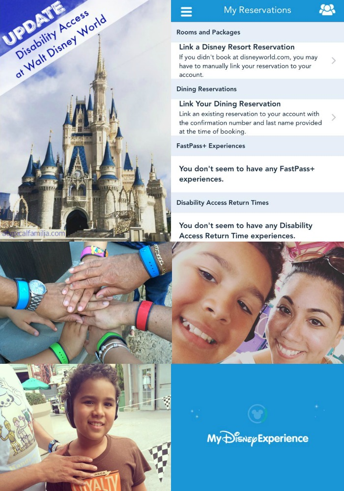 Using Disability Access at Walt Disney World