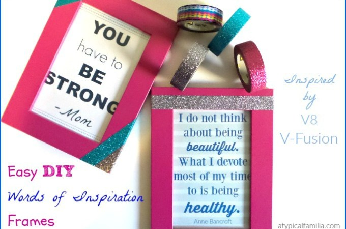 Words of Healthy Inspiration Atypical Familia
