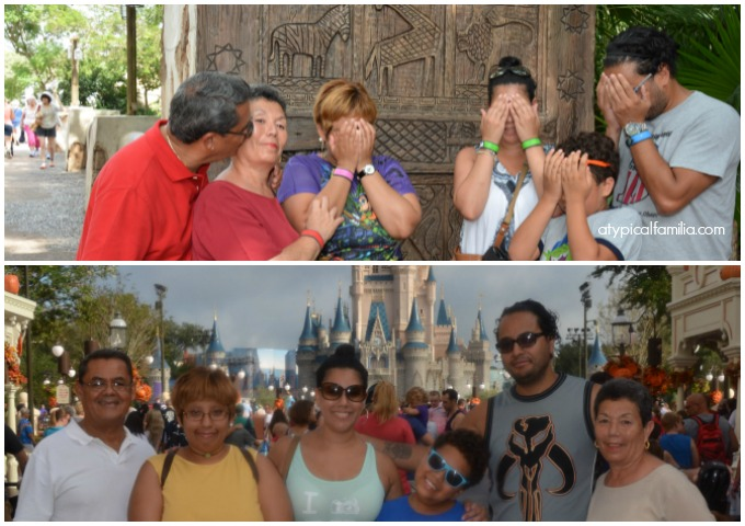 Walt Disney MultGen DisneyFamilia Vacation
