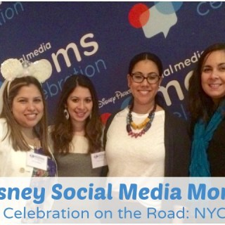 Disney Social Media Moms Celebration on the Road: NYC